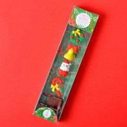 Gomas de Borrar Navidad 2