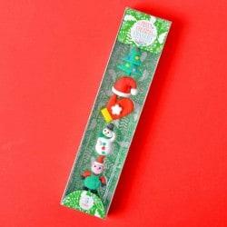 Gomas de Borrar Navidad 3