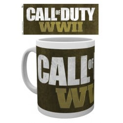 Mug Call Of Duty Wwii Logo