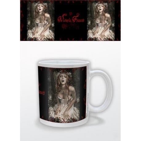 Taza Vampire Girl- Victoria Frances
