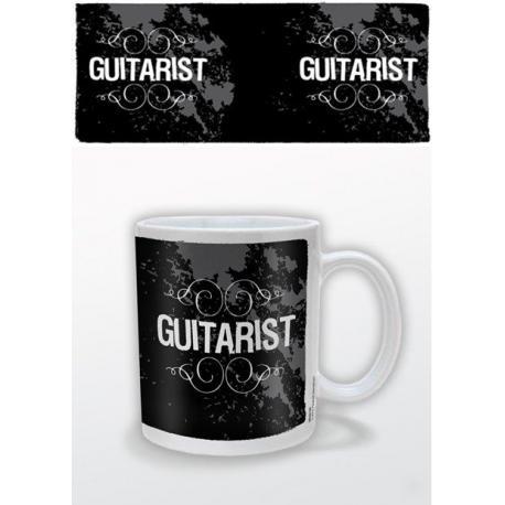 Taza Guitarist