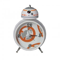 Reloj Despertador Star Wars BB8