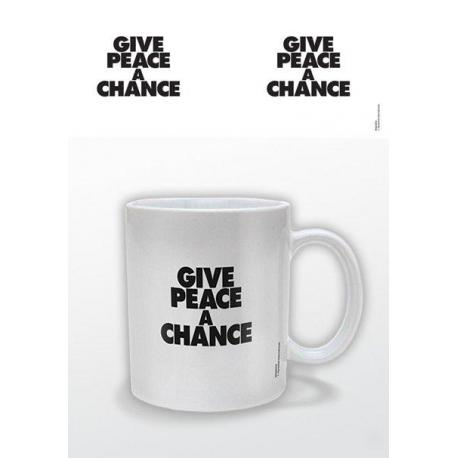 Taza Give Peace A Chance