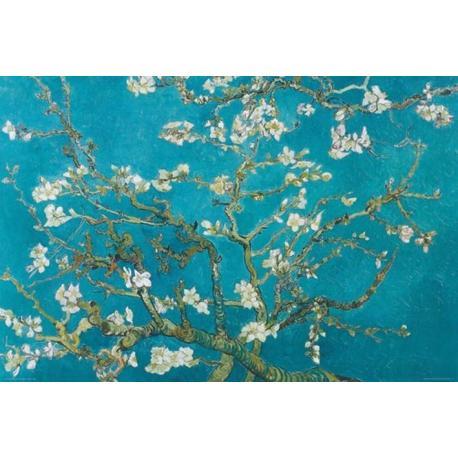 Poster Van Gogh Almond Blossom San Ramy