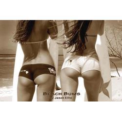 Poster Beach Bums