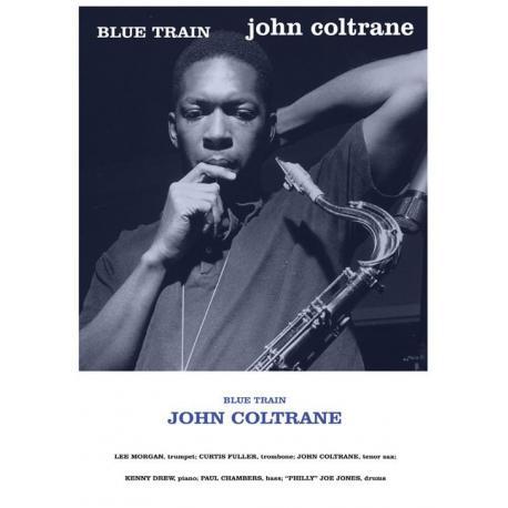 Poster John Coltrane