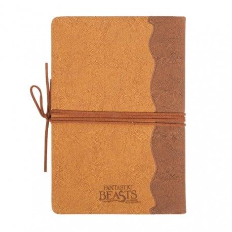 Cuaderno A5 Premium Animales Fantasticos