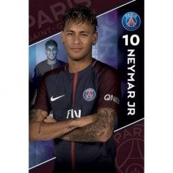 Poster PSG Neymar 2017/2018