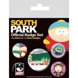 Pack de Chapas South Park