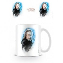 Taza Star Wars VIII Luke Skywalker