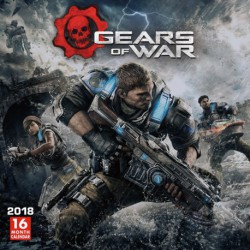 Calendario 2018 Gears Of War