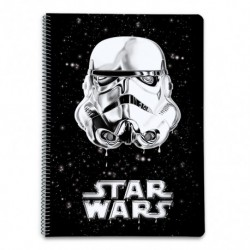 Cuaderno Tapa Dura A4 Star Wars Trooper
