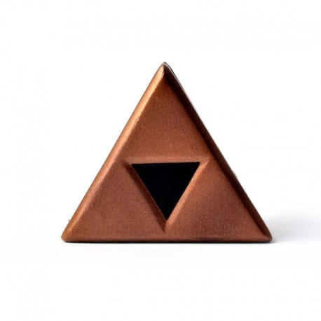 Figura Antiestres Zelda Triforce