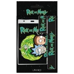 Lanyard Rick and Morty