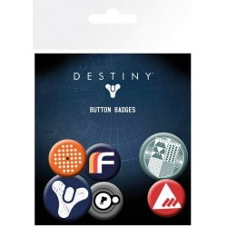 Pack de Chapas Destiny Mix