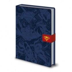 Cuaderno A5 Premium DC Comic Superman