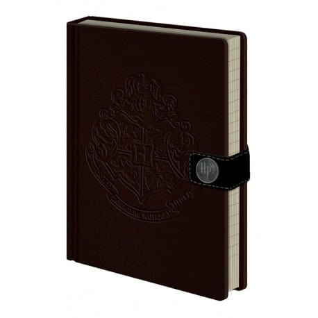 Cuaderno A5 Premium Harry Potter Hogwarts