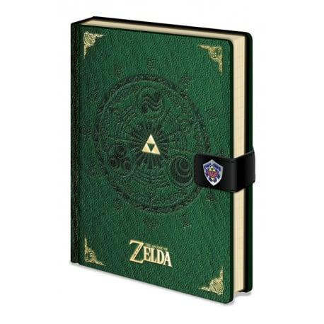 Cuaderno A5 Premium Zelda
