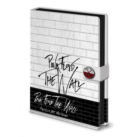 Cuaderno A5 Premium Pink Floyd The Wall