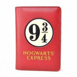 Porta Pasaporte Harry Potter Platform 9 3/4