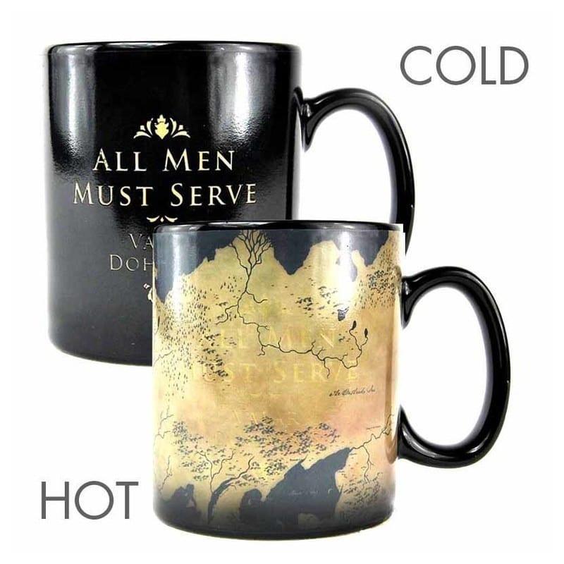 Taza termica juego de tronos map - Taza termica para cafe ...