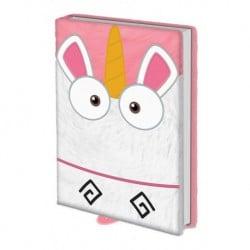 Cuaderno A5 Premium Mi Villano Favorito Fluffy