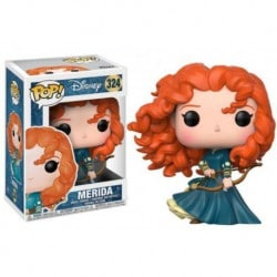 Figura Pop Disney Brave Merida - 9 cm
