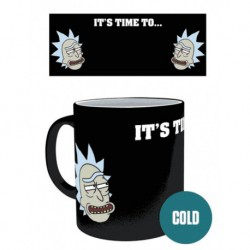 Taza Termica Rick And Morty Get Schwifty