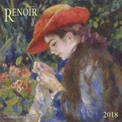 Calendario 2018 Auguste Renoir