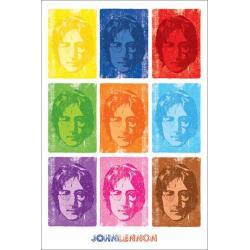 Poster John Lennon Pop Art