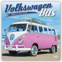 Calendario 2018 Volkswagen Bus