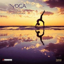 Calendario 2018 Yoga Surya Namaskara