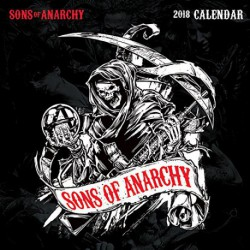 Calendario 2018 Sons Of Anarchy