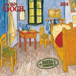 Calendario 2018 Van Gogh