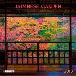 Calendario 2018 Jardin Japones