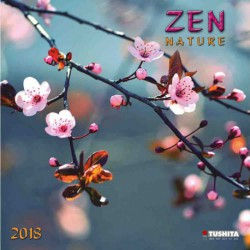 Calendario 2018 Naturaleza Zen