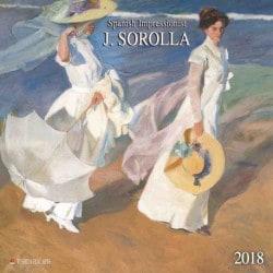 Calendario 2018 Joaquin Sorolla
