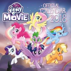 Calendario 2018 Mi Pequeño Pony