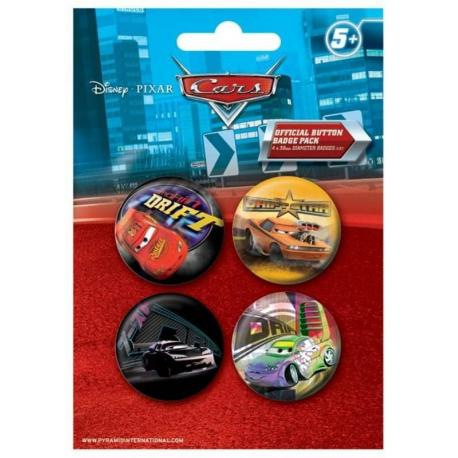 Pack Chapas Cars Drift 1
