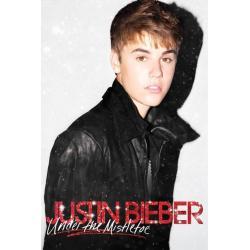 Poster Justin Bieber- Under The Mistetoe