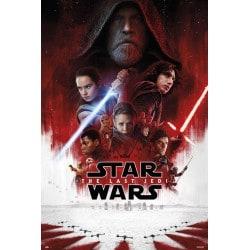 Poster Star Wars VIII One Sheet