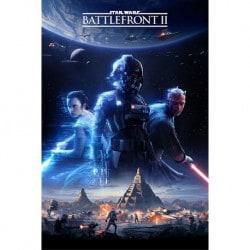 Poster Star Wars Battlefront 2 Cover