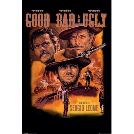 Poster Good, Bad, And The Ugly