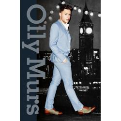 Poster Olly Murs Blue Suit