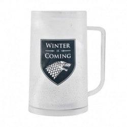 Jarra para Congelador Juego de Tronos Stark