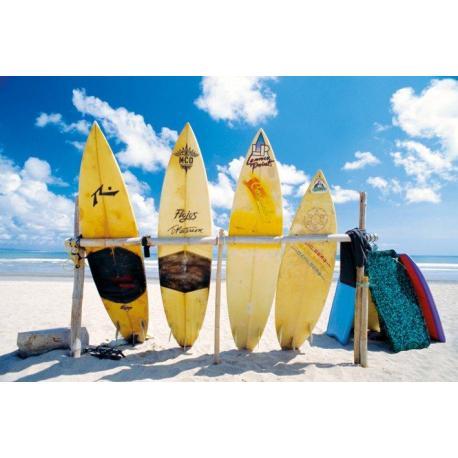 Poster Sun Sea & Surf