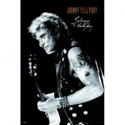 Poster Johnny Hallyday Firma