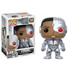 Figura Pop DC Comics Cyborg -9 cm