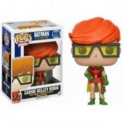 Figura Pop DC Comics Carrie Kelly Robin (Exc)