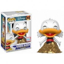 Figura Pop Duck Tales Scrooge Mcduck In Swimsuit- 9 cm